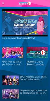 Argentina Game Show screenshot 2