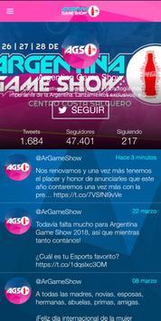 Argentina Game Show Coca-Cola For Me apk screenshot