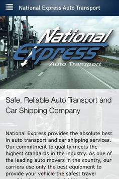 Auto Transport screenshot 1