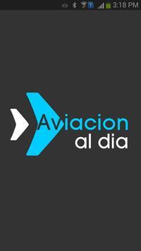 Aviación al Día poster