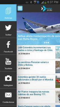 Aviación al Día apk screenshot