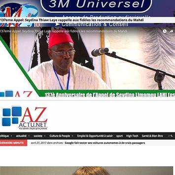 AZactu.net screenshot 5