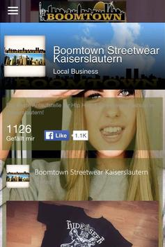 Boomtown apk screenshot