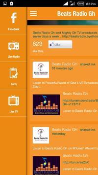 Beats Radio Gh screenshot 6