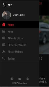 Blitzer Landkreis Göttingen screenshot 1
