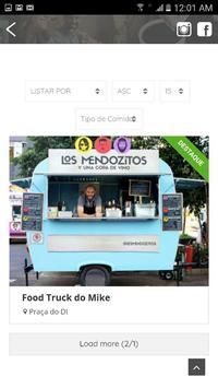 Go Food Truck - Guia de Food Trucks screenshot 6