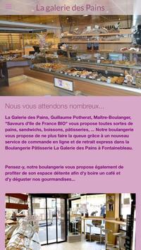 La galerie des pains screenshot 3