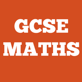 GCSE Maths Revision App icon