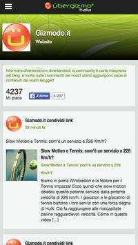 Geek News - Ubergizmo.it apk screenshot
