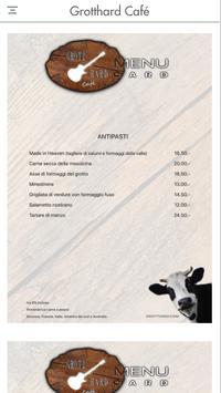 Grotthard Café apk screenshot
