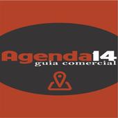 Agenda14 icon