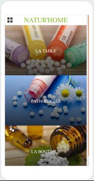 NATUR'HOME, l'application santé au naturel screenshot 3