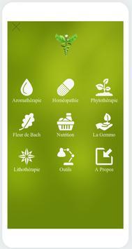 NATUR'HOME, l'application santé au naturel poster