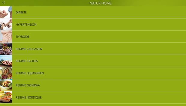 NATUR'HOME, l'application santé au naturel screenshot 13
