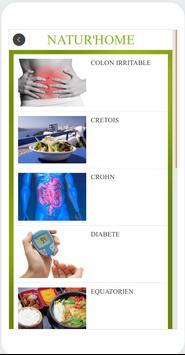 NATUR'HOME, l'application santé au naturel screenshot 5