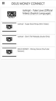 DEUS MONEY CONNECT screenshot 3