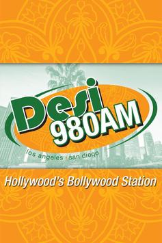 Desi 980 AM apk screenshot