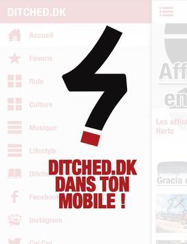 Ditched.Dk apk screenshot