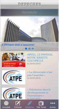 ATPE TCHAD apk screenshot