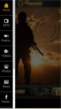 E3 Firearms Association App screenshot 1