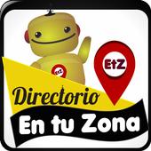 Directorio En Tu Zona icon