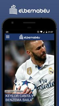 El Bernabéu apk screenshot