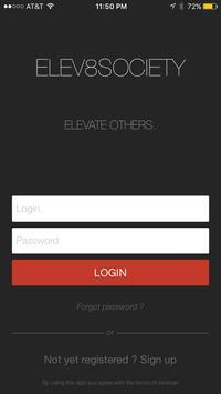 Elev8society Volunteer apk screenshot