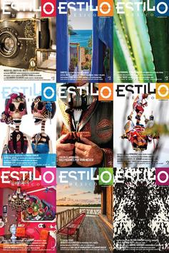 Estilo México poster