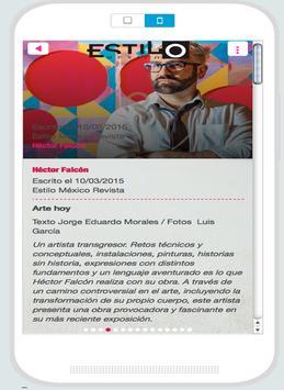 Estilo México screenshot 12