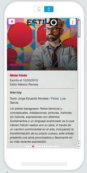 Estilo México screenshot 1