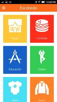 App Guía Escobedo apk screenshot