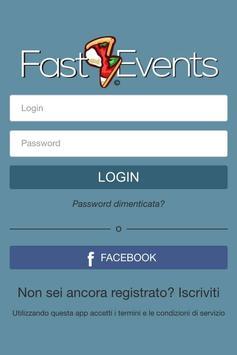 FastEvents screenshot 1