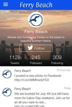 Ferry Beach screenshot 1