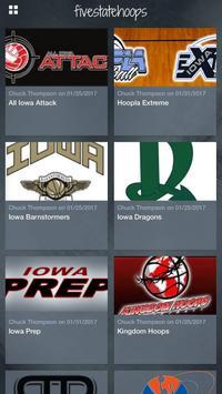 Five State Hoops apk screenshot