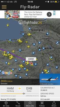 Fly Radar screenshot 1