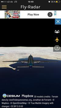 Fly Radar screenshot 2