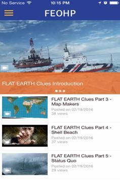 Flat Earth &Other Hot Potatoes apk screenshot