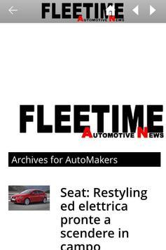 Fleetime | Automotive News screenshot 1