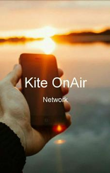 Kite OnAir Web & Radio Station apk screenshot