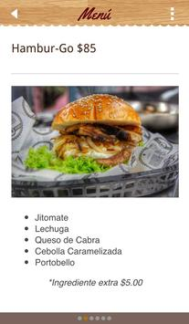 Hambur-Go. Food Truck apk screenshot