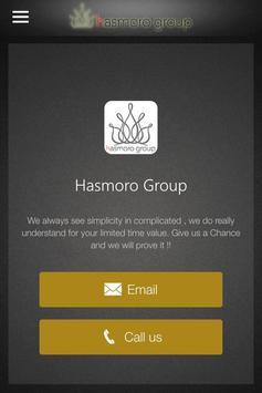 Hasmoro Group poster