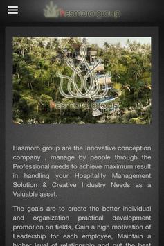 Hasmoro Group apk screenshot