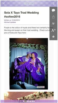 Hitched - Nigerian Weddings screenshot 3