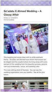 Hitched - Nigerian Weddings screenshot 2