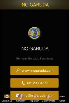 INC GARUDA poster