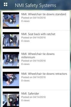 NMI Safety screenshot 2