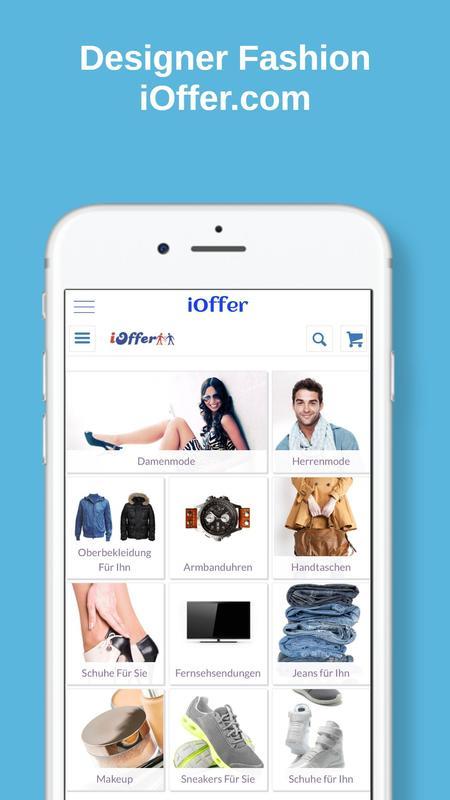 Ioffer shopping online