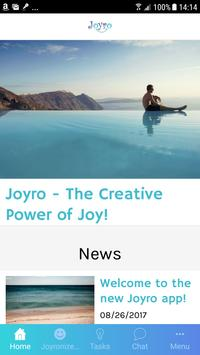 Joyro - The Power of Joy! screenshot 1