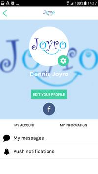 Joyro - The Power of Joy! screenshot 5