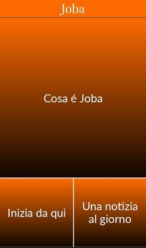 Joba poster